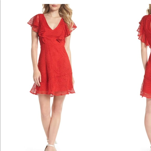 d8f8c79f9710 Chelsea28 Dresses | Chelsea 28 Flare And Fit Lace Dress | Poshmark